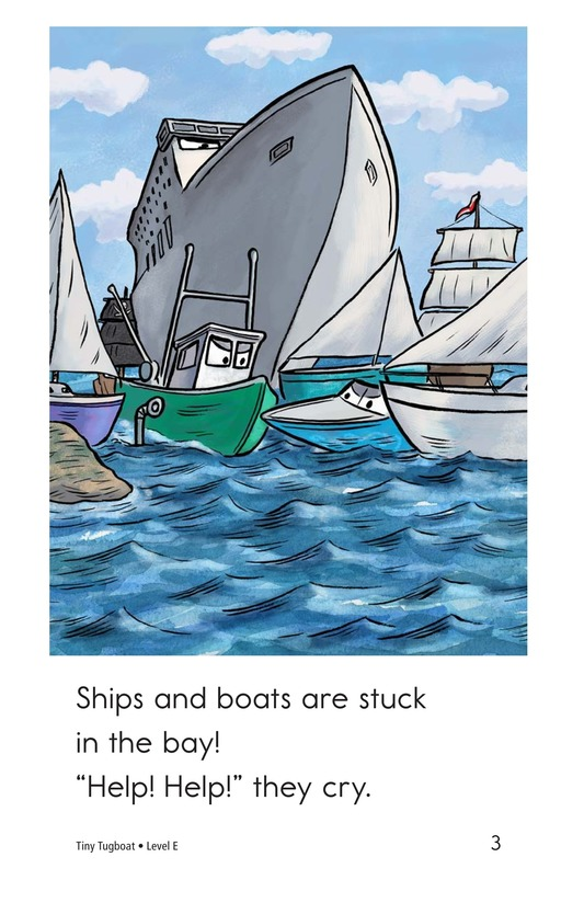 Book Preview For Tiny Tugboat Page 3