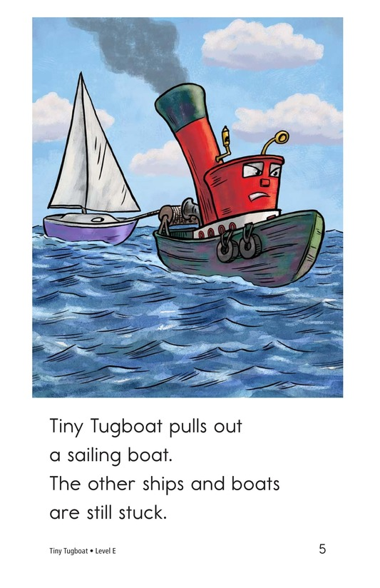 Book Preview For Tiny Tugboat Page 5