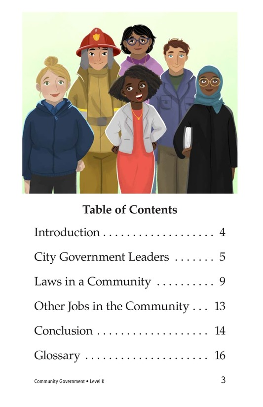 Book Preview For Community Government Page 3