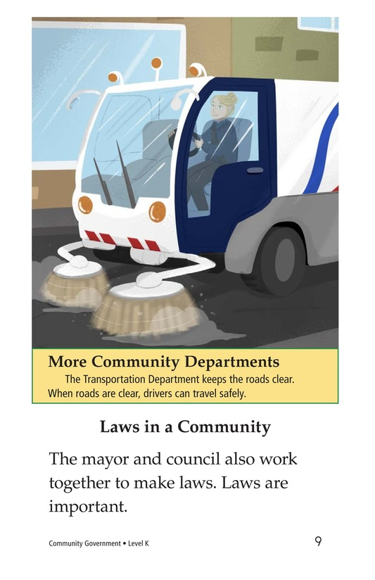Book Preview For Community Government Page 9