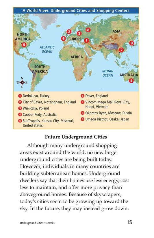 Book Preview For Underground Cities Page 15