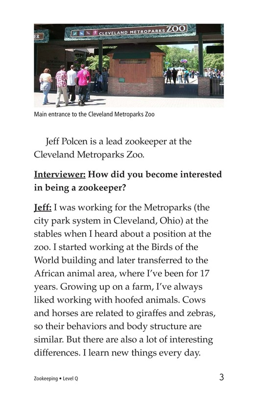Book Preview For Zookeeping Page 3