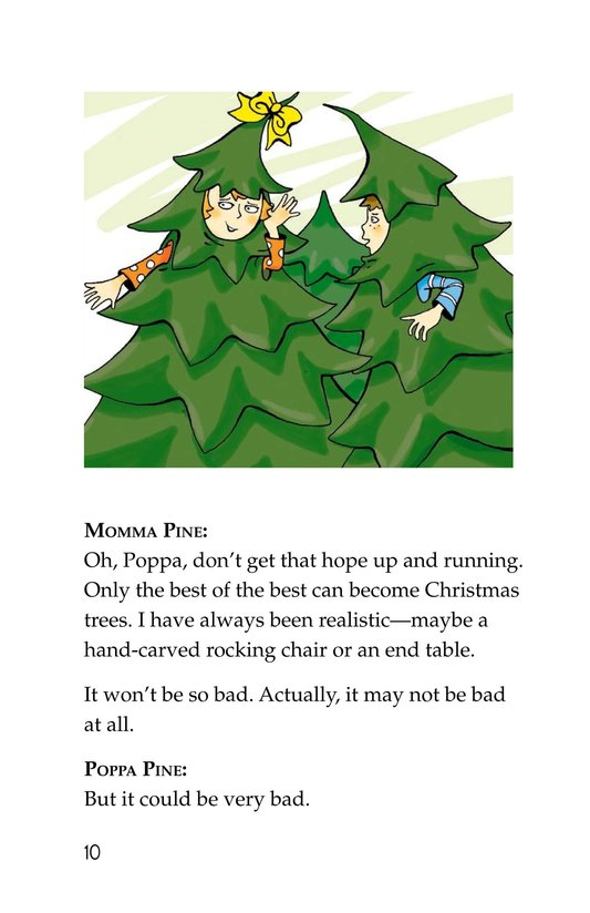 Book Preview For The Castaway Pines Page 10