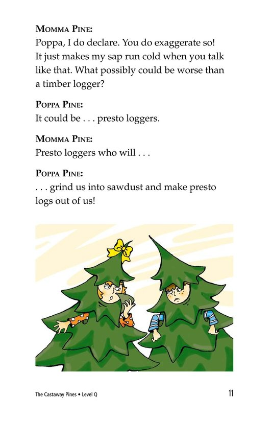 Book Preview For The Castaway Pines Page 11