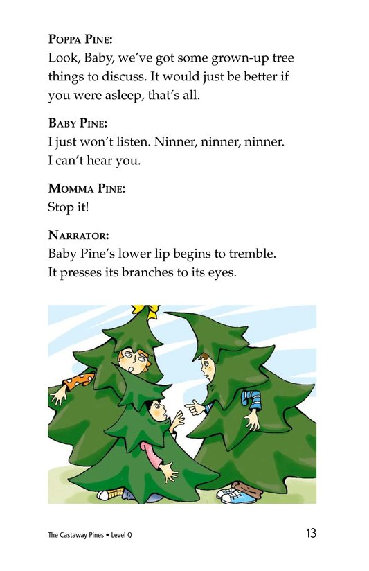 Book Preview For The Castaway Pines Page 13