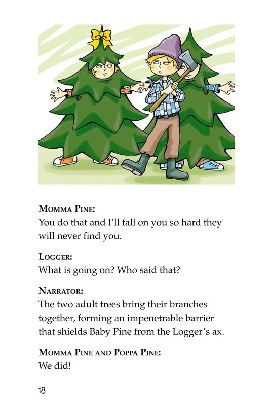 Book Preview For The Castaway Pines Page 18