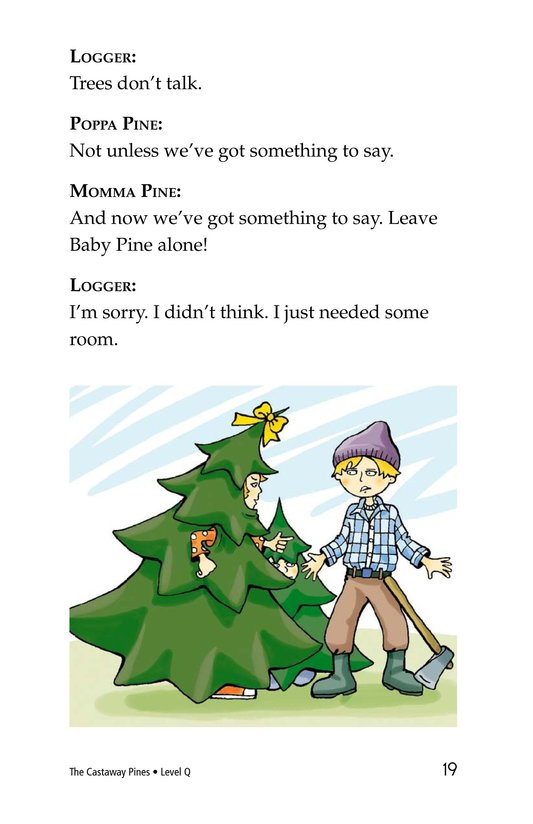 Book Preview For The Castaway Pines Page 19