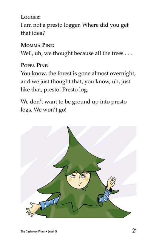 Book Preview For The Castaway Pines Page 21