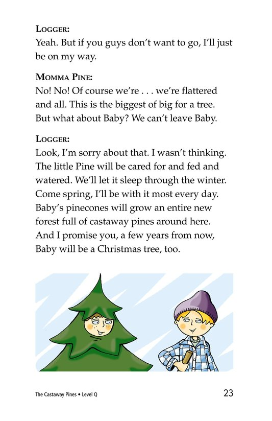 Book Preview For The Castaway Pines Page 23