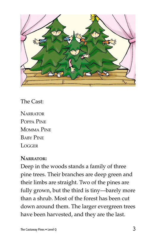 Book Preview For The Castaway Pines Page 3