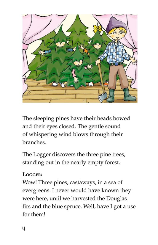 Book Preview For The Castaway Pines Page 4