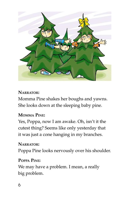 Book Preview For The Castaway Pines Page 6
