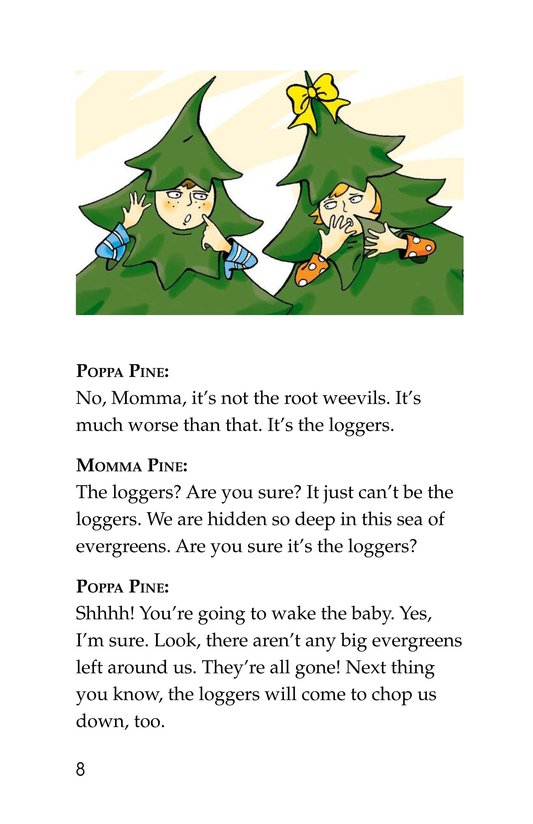 Book Preview For The Castaway Pines Page 8
