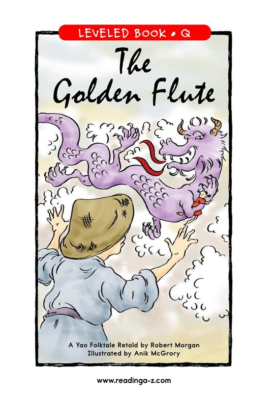 Book Preview For The Golden Flute Page 1