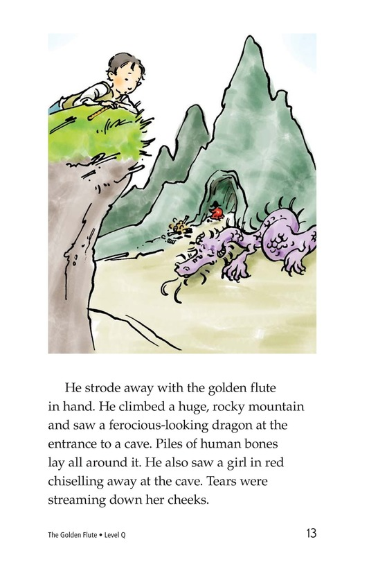 Book Preview For The Golden Flute Page 13