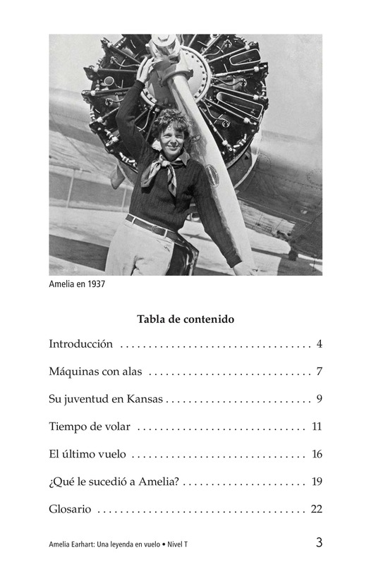 Book Preview For Amelia Earhart: A Legend in Flight Page 3