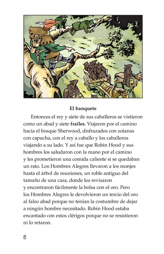 Book Preview For Robin Hood and the King Page 8