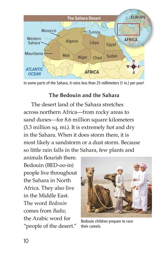 Book Preview For Desert People Page 10