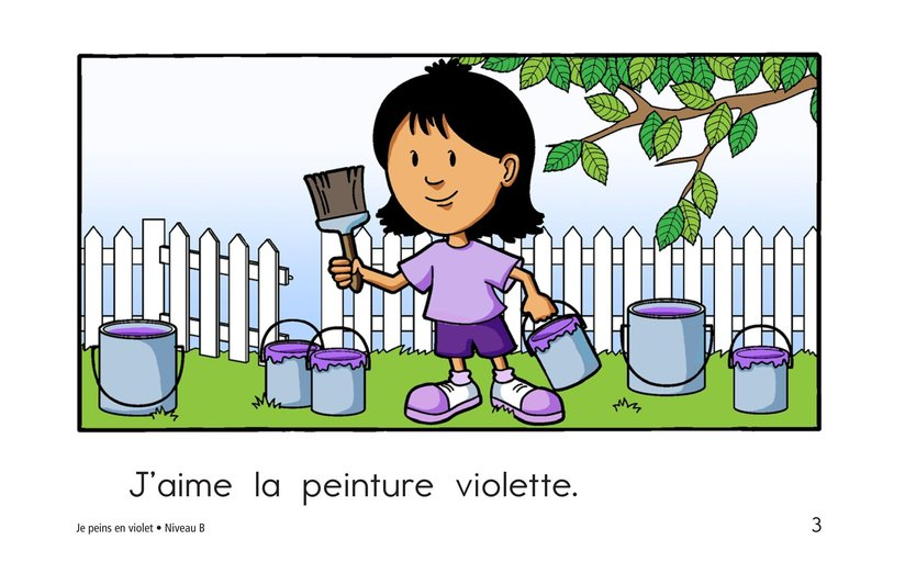Book Preview For Paint It Purple Page 3