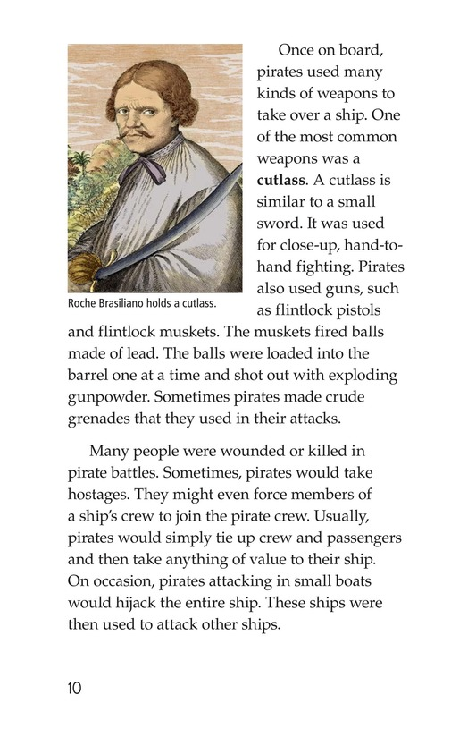 Book Preview For Pirates and Privateers Page 10