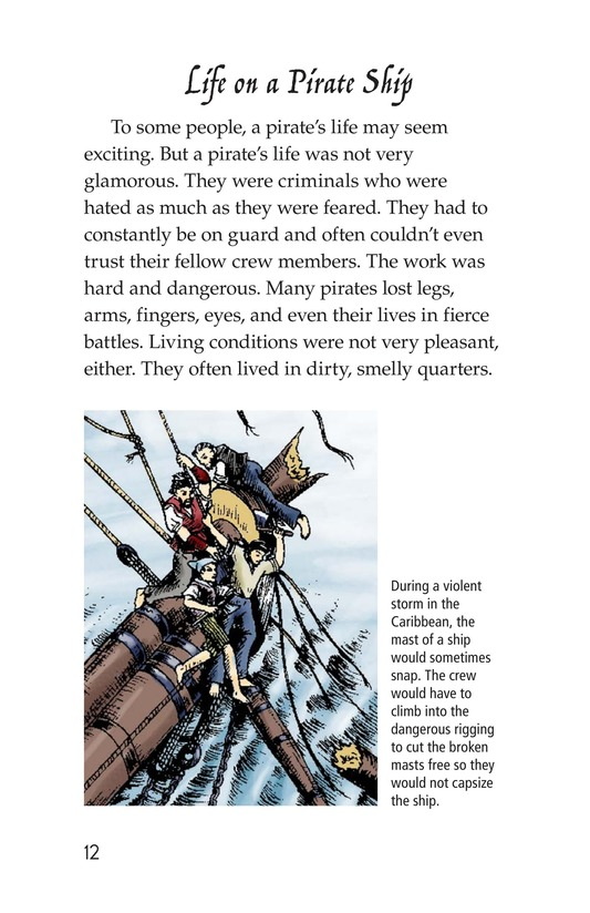 Book Preview For Pirates and Privateers Page 12