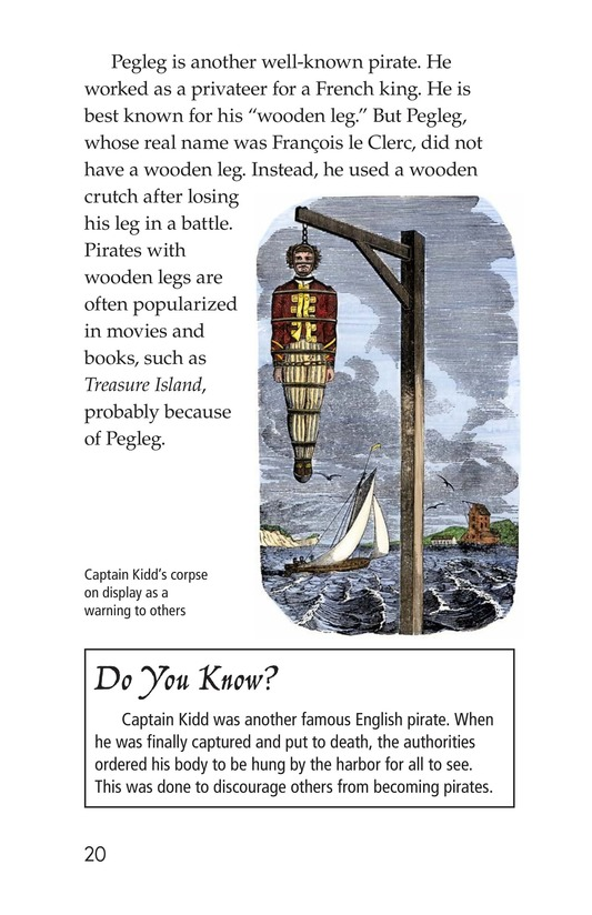 Book Preview For Pirates and Privateers Page 20