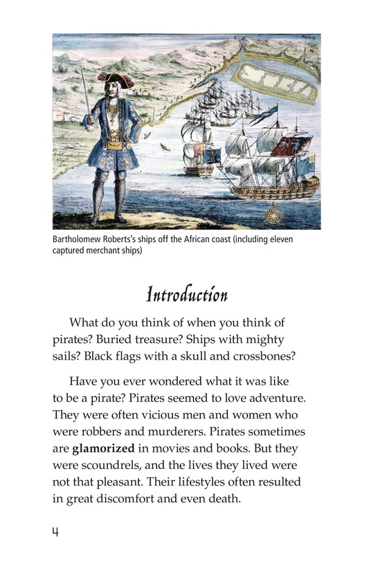 Book Preview For Pirates and Privateers Page 4