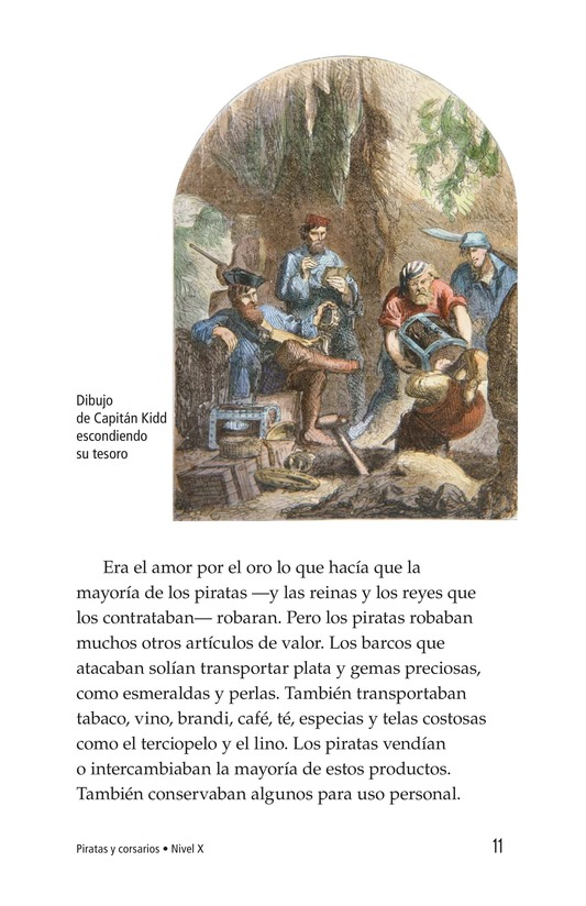 Book Preview For Pirates and Privateers Page 11
