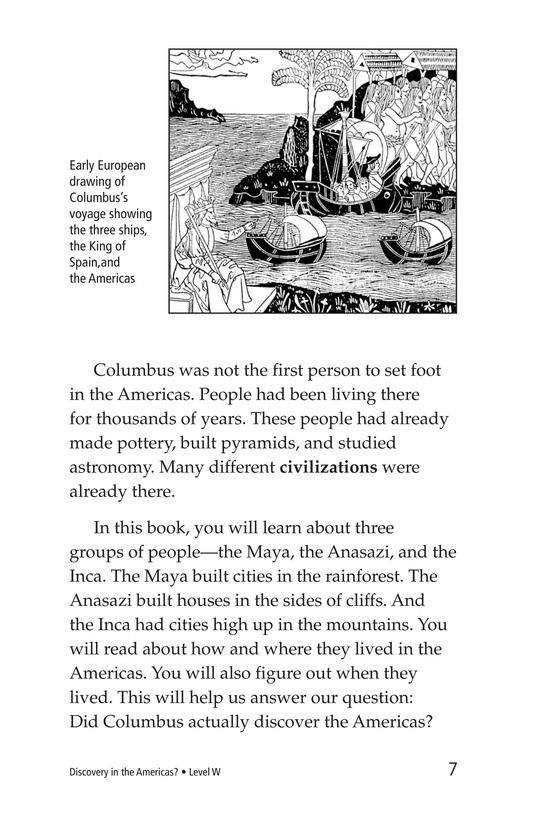 Book Preview For Discovery in the Americas? Page 7