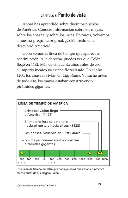 Book Preview For Discovery in the Americas? Page 17
