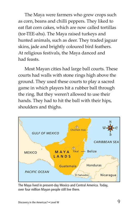 Book Preview For Discovery in the Americas? Page 9