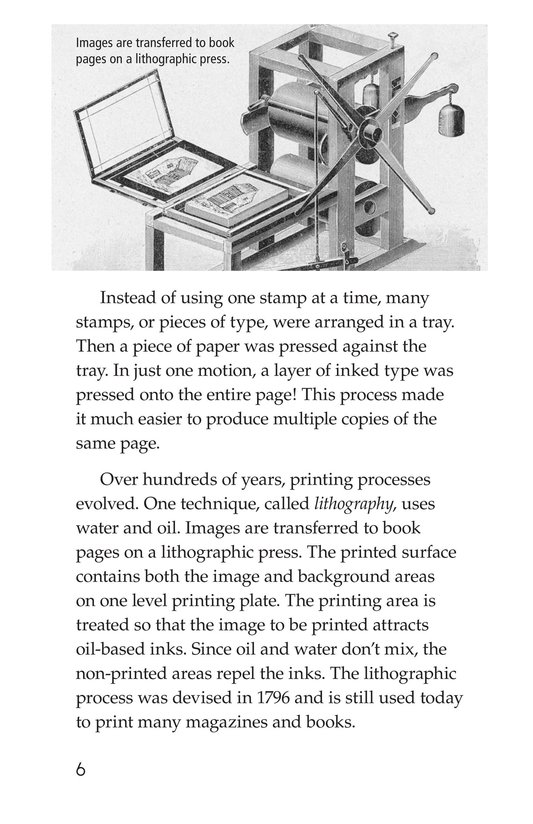 Book Preview For You Can Print What? Page 6