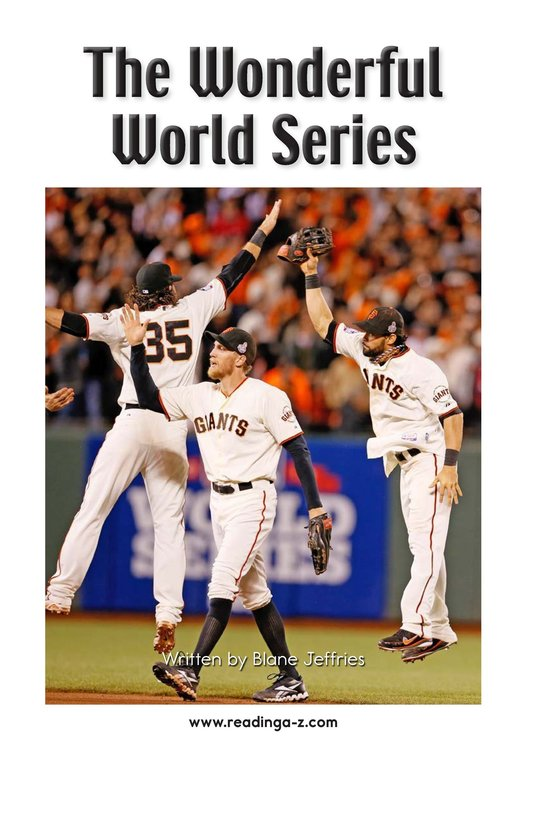 Book Preview For The Wonderful World Series Page 2