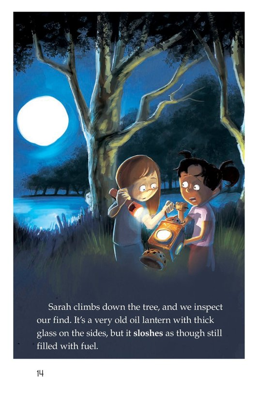 Book Preview For Scaredy Camp Page 14