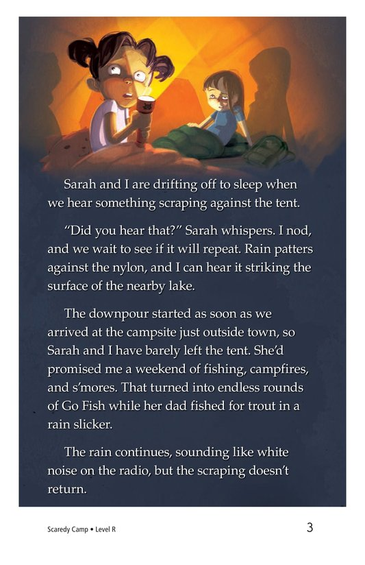 Book Preview For Scaredy Camp Page 3