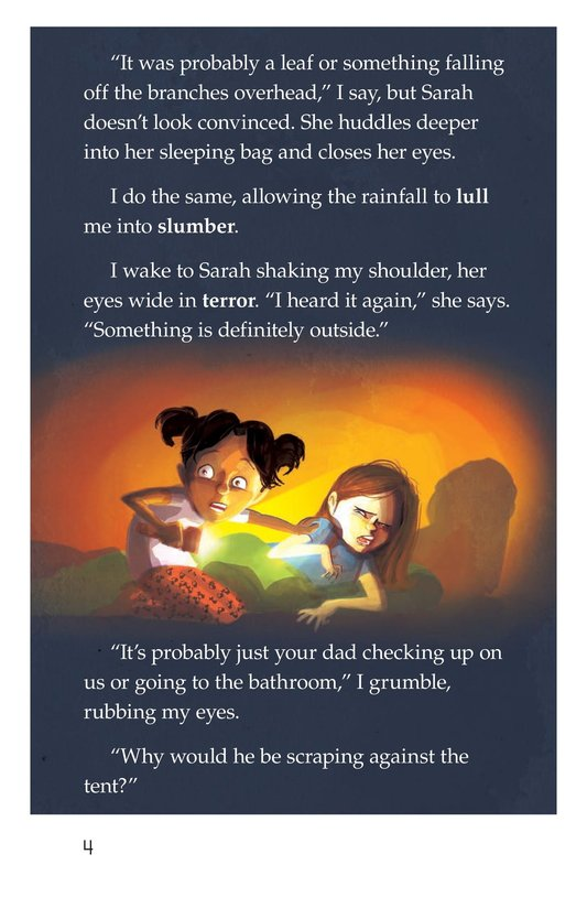 Book Preview For Scaredy Camp Page 4