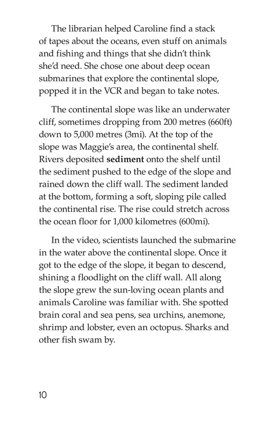 Book Preview For Ocean Quiz Page 10