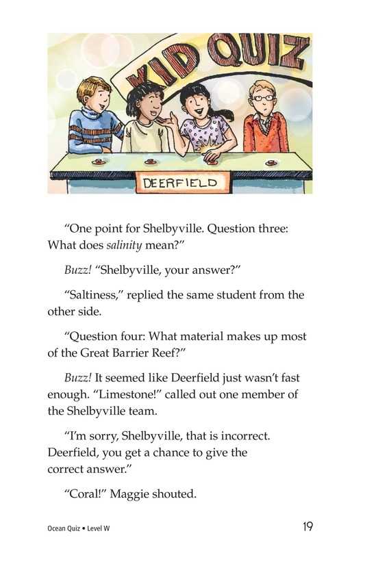 Book Preview For Ocean Quiz Page 19