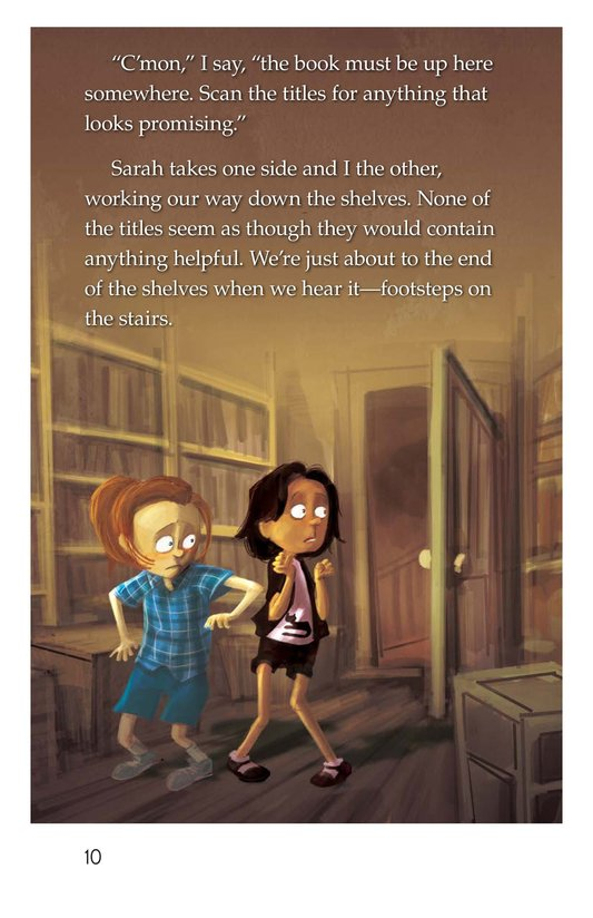 Book Preview For Finding the Tome Page 10