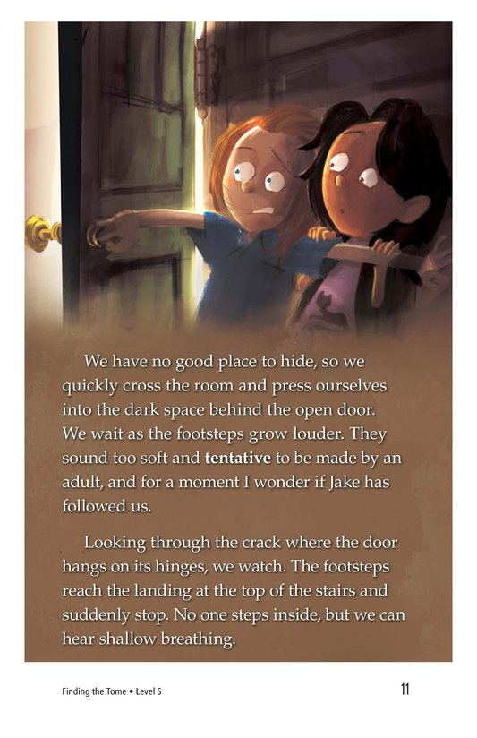 Book Preview For Finding the Tome Page 11