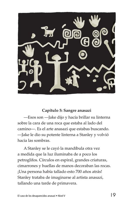 Book Preview For The Case of the Vanishing Anasazi Page 19