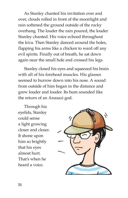 Book Preview For The Case of the Vanishing Anasazi Page 14