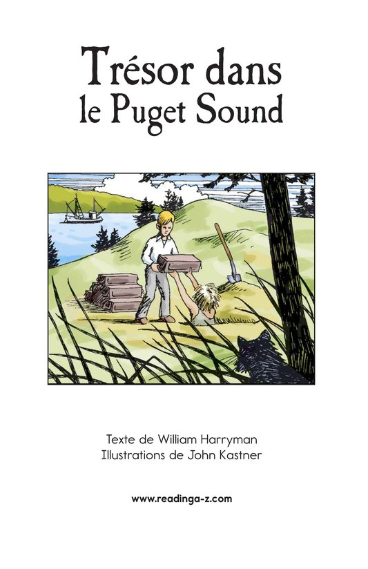 Book Preview For Treasure in Puget Sound Page 2