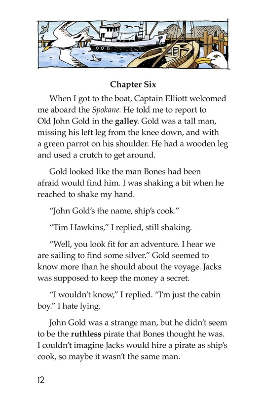 Book Preview For Treasure in Puget Sound Page 12