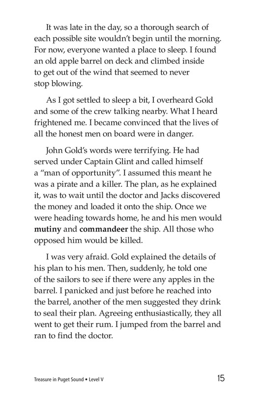Book Preview For Treasure in Puget Sound Page 15