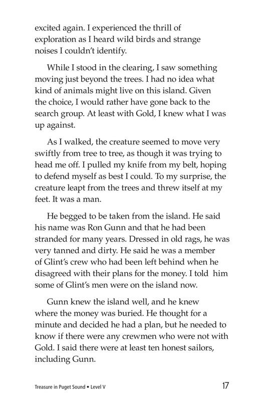 Book Preview For Treasure in Puget Sound Page 17