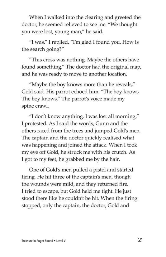 Book Preview For Treasure in Puget Sound Page 21