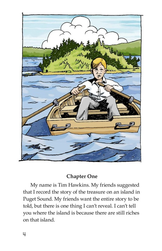 Book Preview For Treasure in Puget Sound Page 4