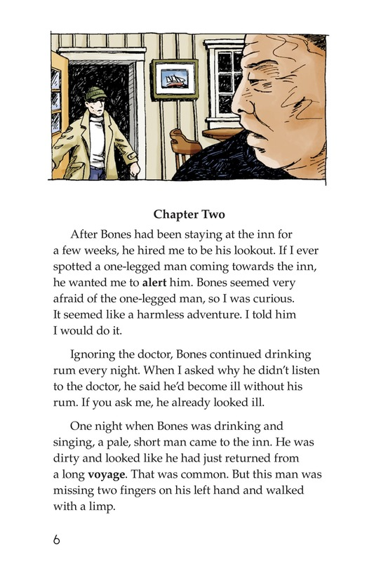 Book Preview For Treasure in Puget Sound Page 6