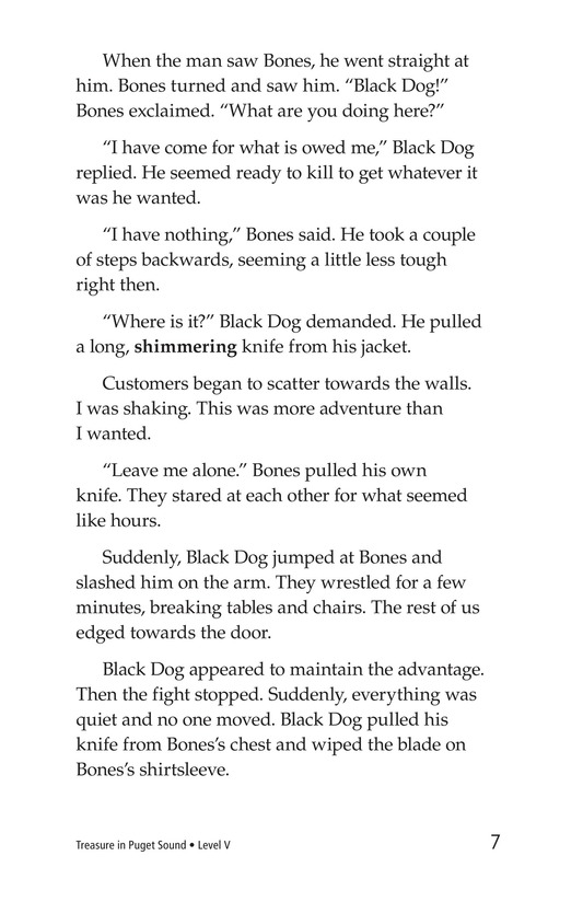 Book Preview For Treasure in Puget Sound Page 7
